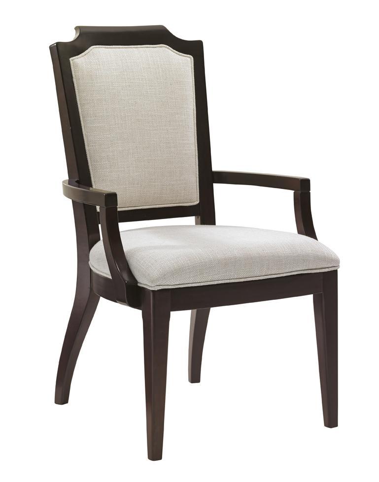 Kensington Place Candace Arm Chair Customizable by Lexington at Johnny Janosik