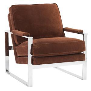 Lexington Mirage Moonstone Leather Chair