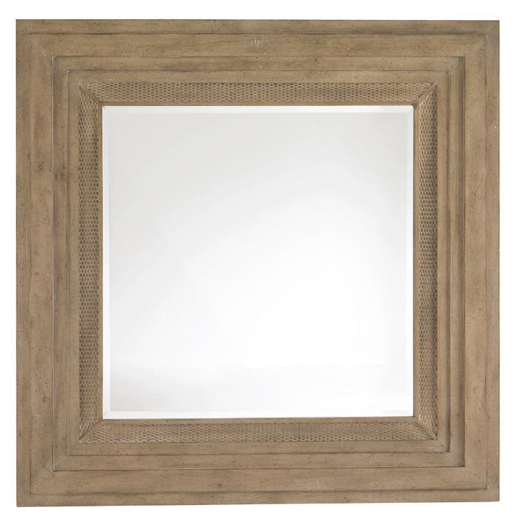 Monterey Sands Spyglass Mirror by Lexington at Baer's Furniture