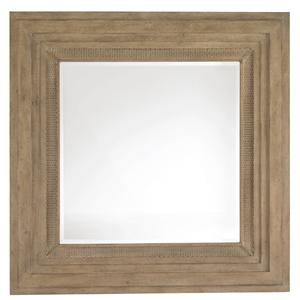 Square Spyglass Mirror