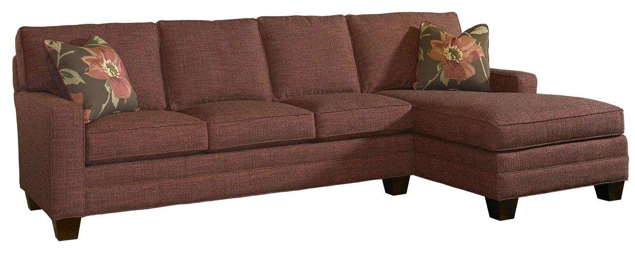 Personal Design Series <b>Customizable</b> Upholstered Sectional by Lexington at Johnny Janosik