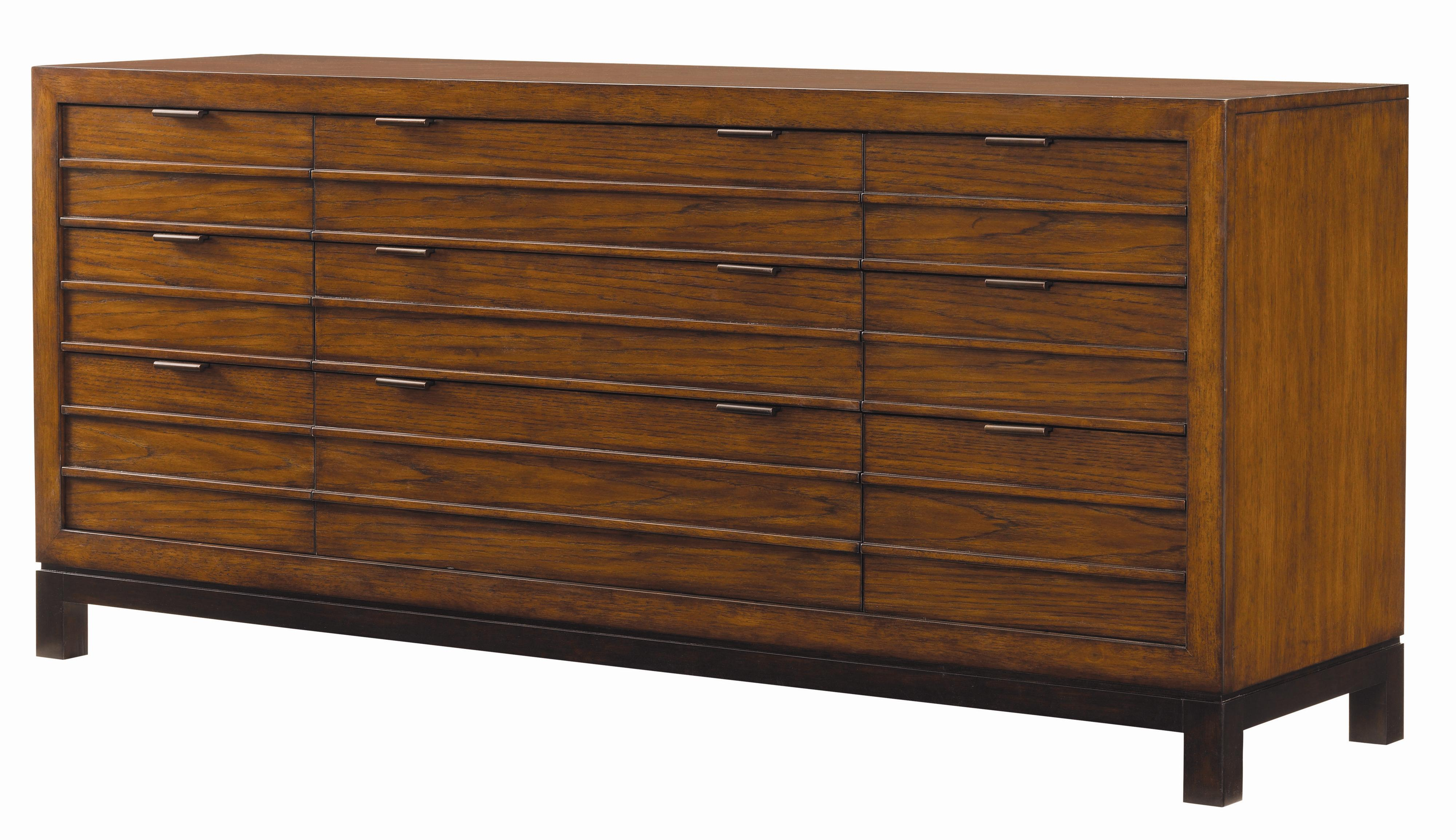Ocean Club Oceania Dresser by Tommy Bahama Home at Baer's Furniture