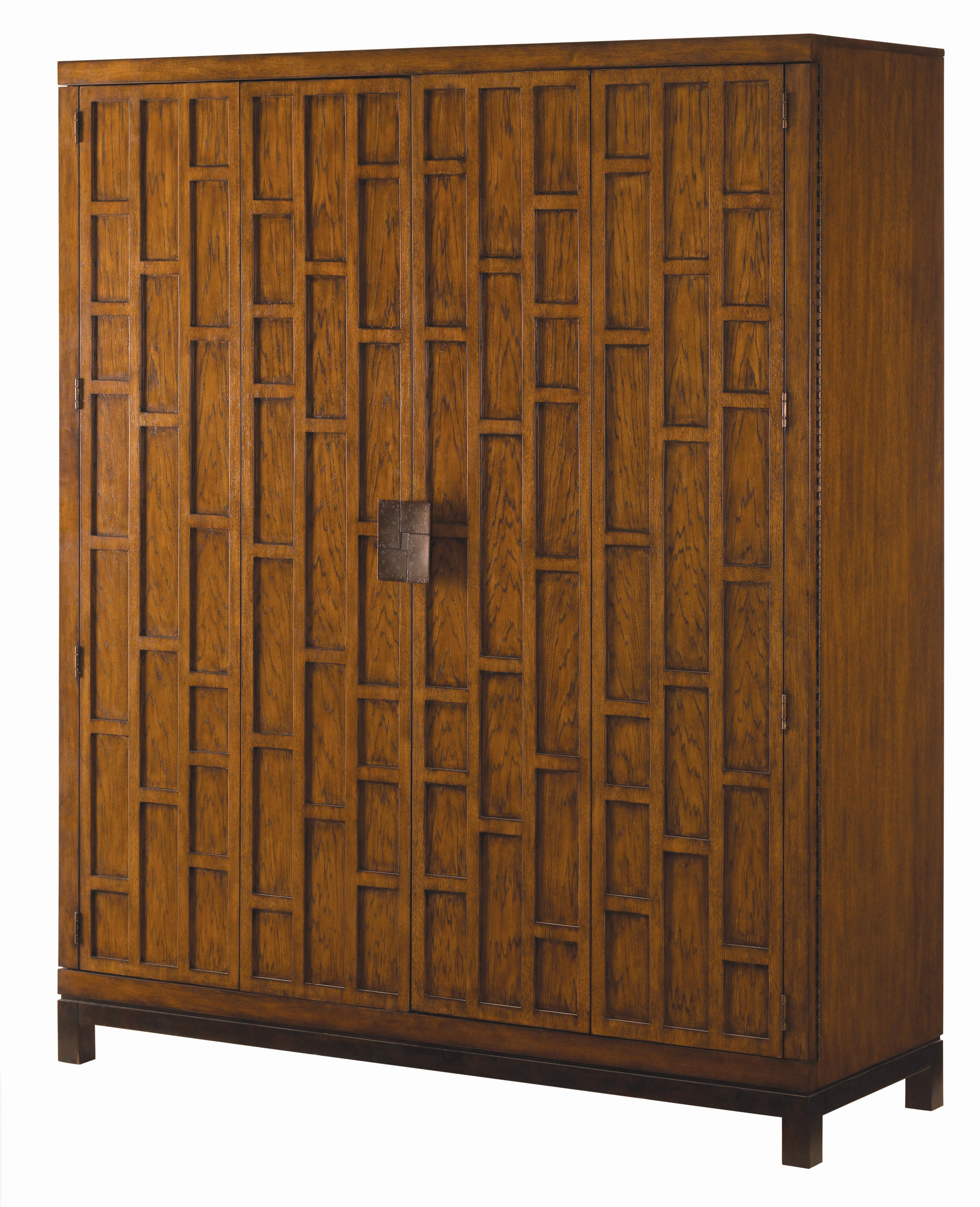 Ocean Club Samoa Gentleman's Chest by Tommy Bahama Home at Baer's Furniture