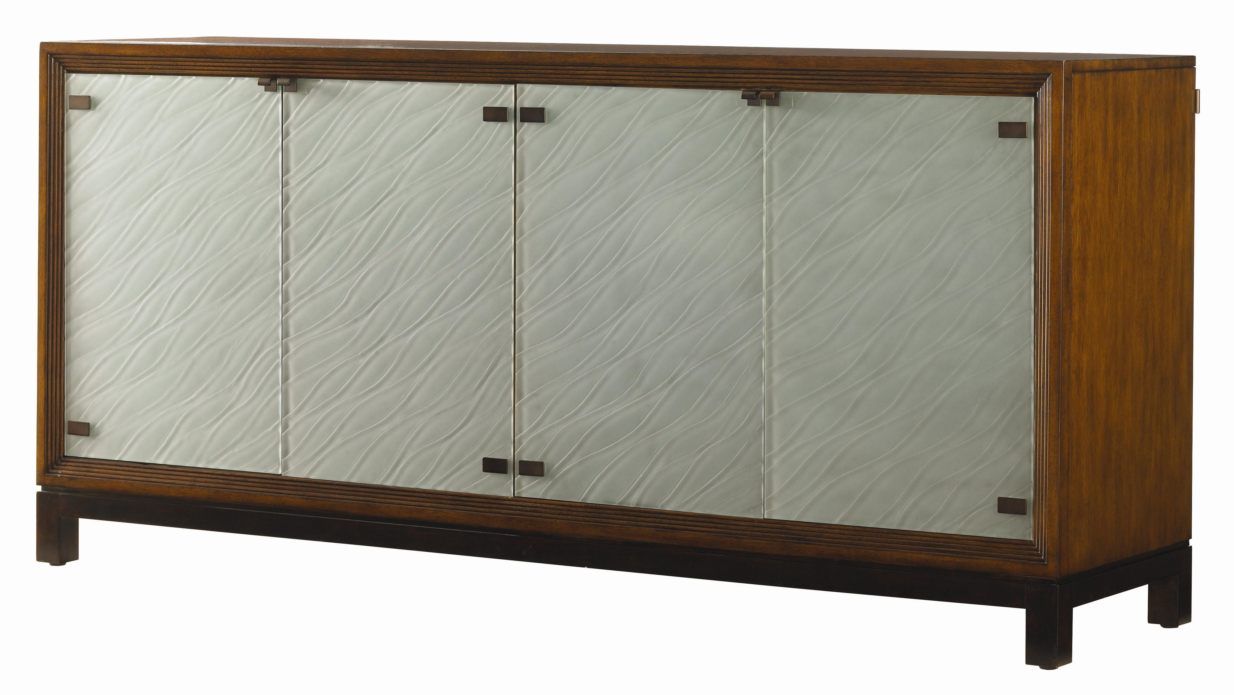 Ocean Club Sea Glass Buffet by Tommy Bahama Home at Baer's Furniture