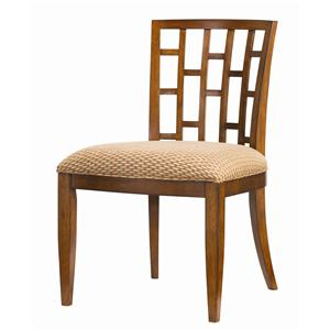 Tommy Bahama Home Ocean Club <b>Customizable</b> Lanai Side Chair