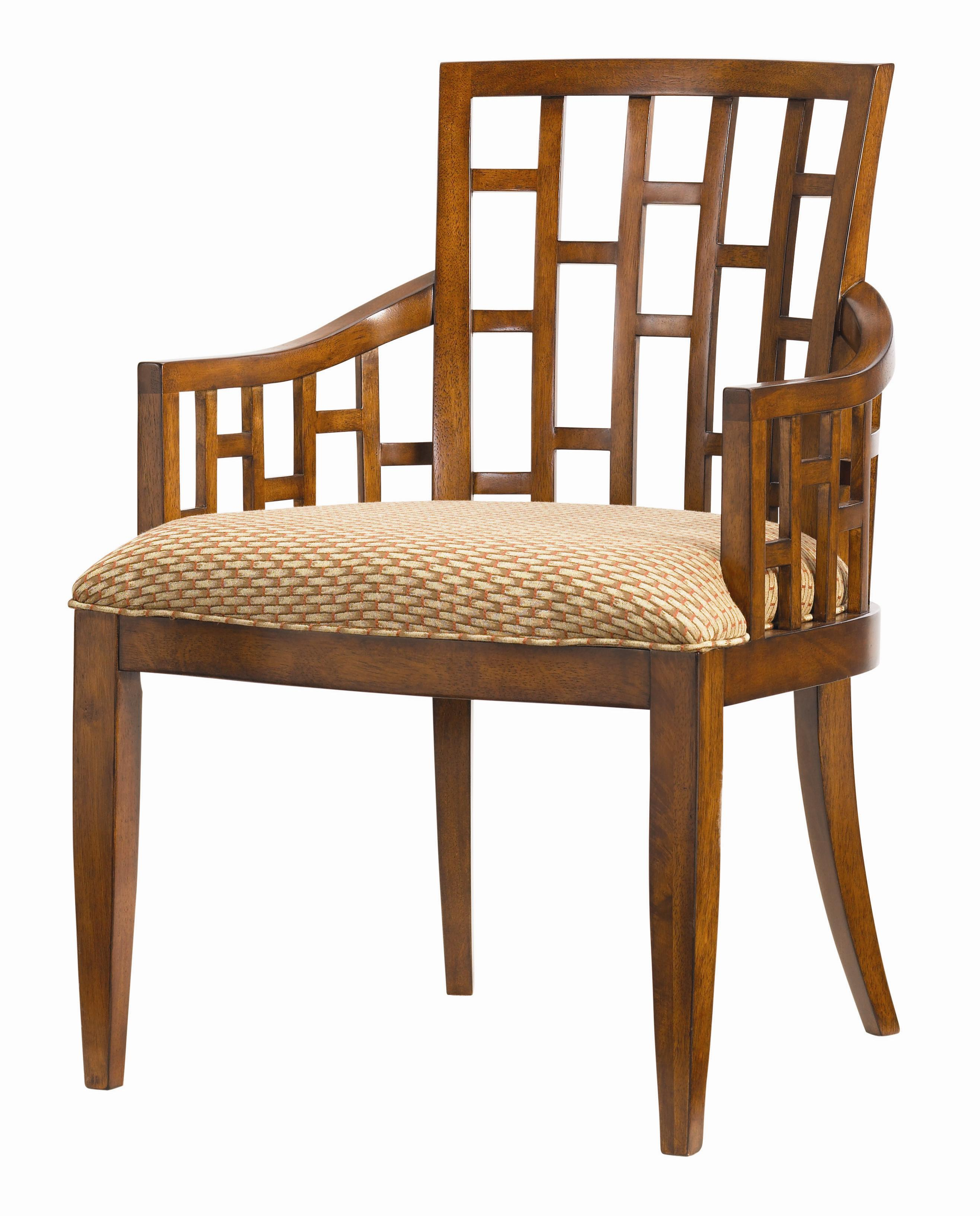 Ocean Club <b>Customizable</b> Lanai Arm Chair by Tommy Bahama Home at Baer's Furniture