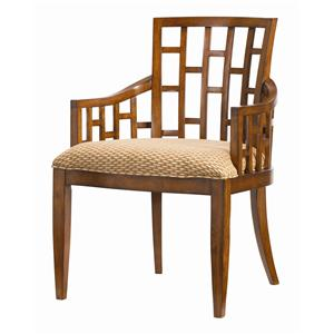Tommy Bahama Home Ocean Club <b>Customizable</b> Lanai Arm Chair