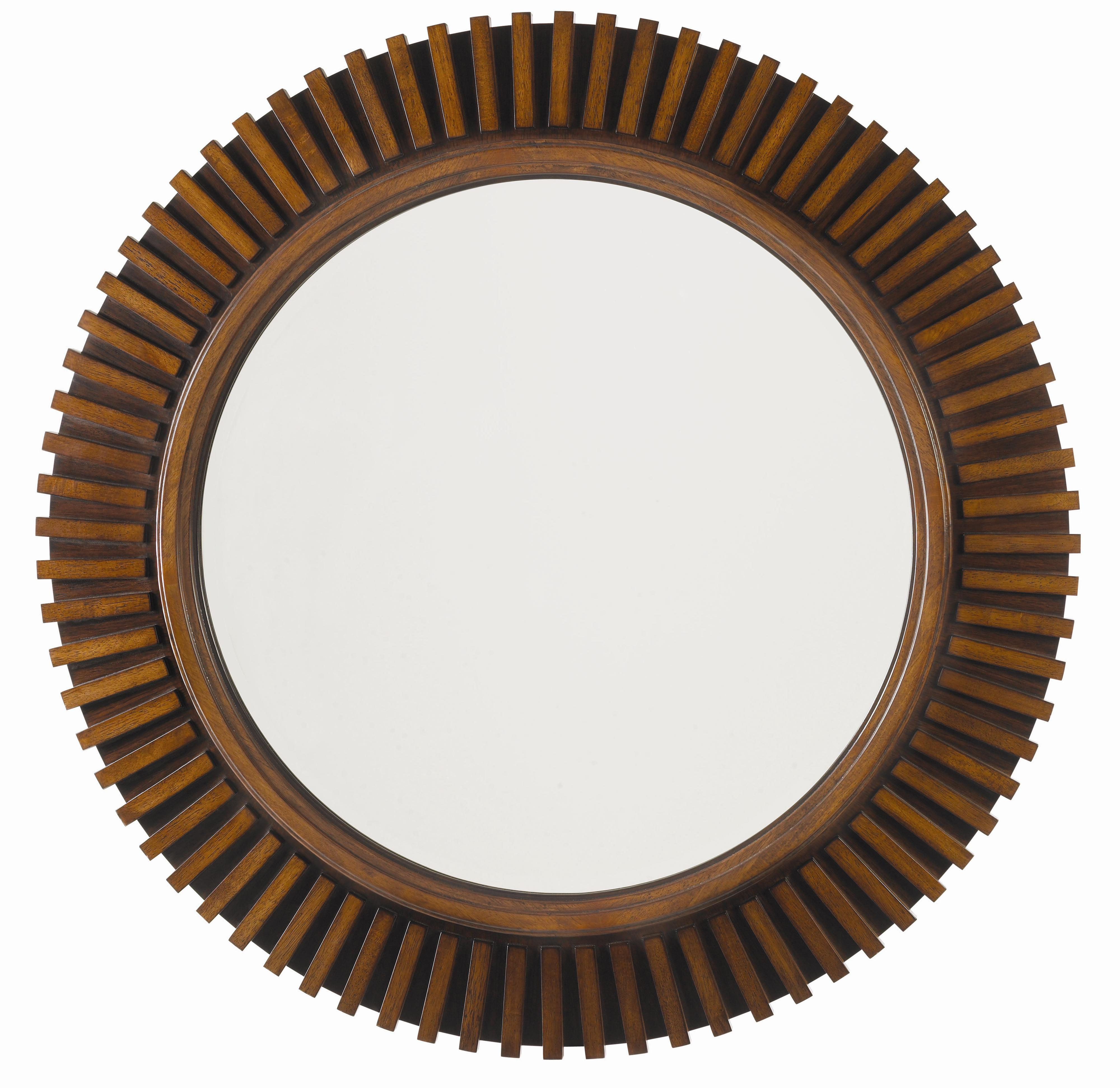 Ocean Club Reflections Mirror by Tommy Bahama Home at Baer's Furniture