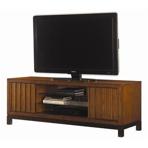 Intrepid Entertainment Console with Two Sliding Doors