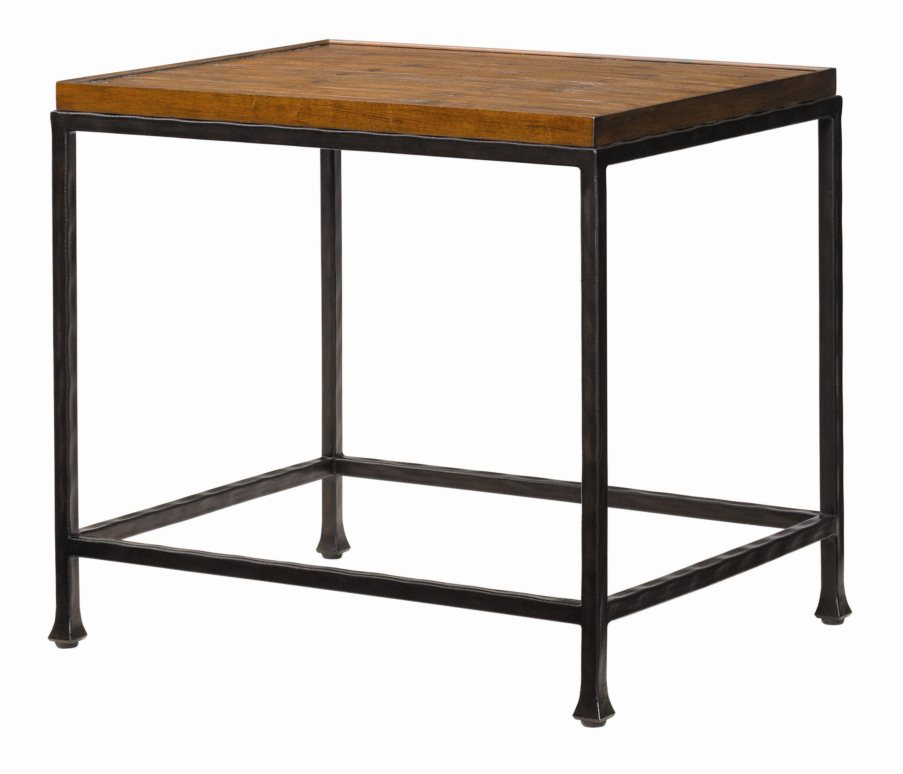 Ocean Club Ocean Reef End Table by Tommy Bahama Home at Baer's Furniture
