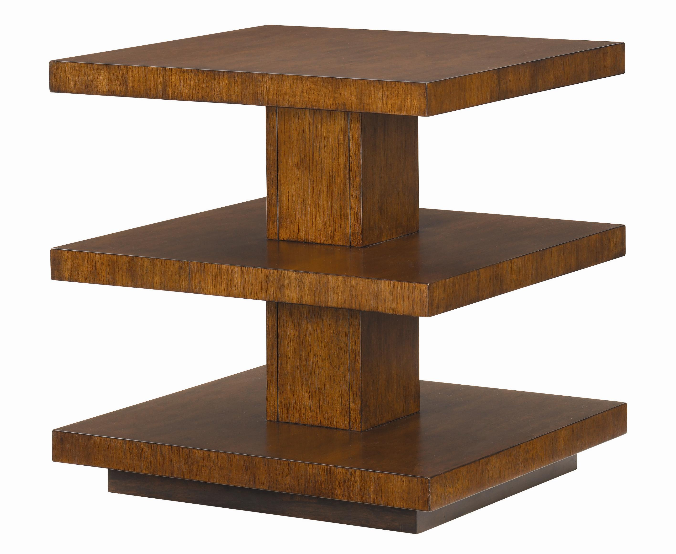 Ocean Club Lagoon Lamp Table by Tommy Bahama Home at Baer's Furniture