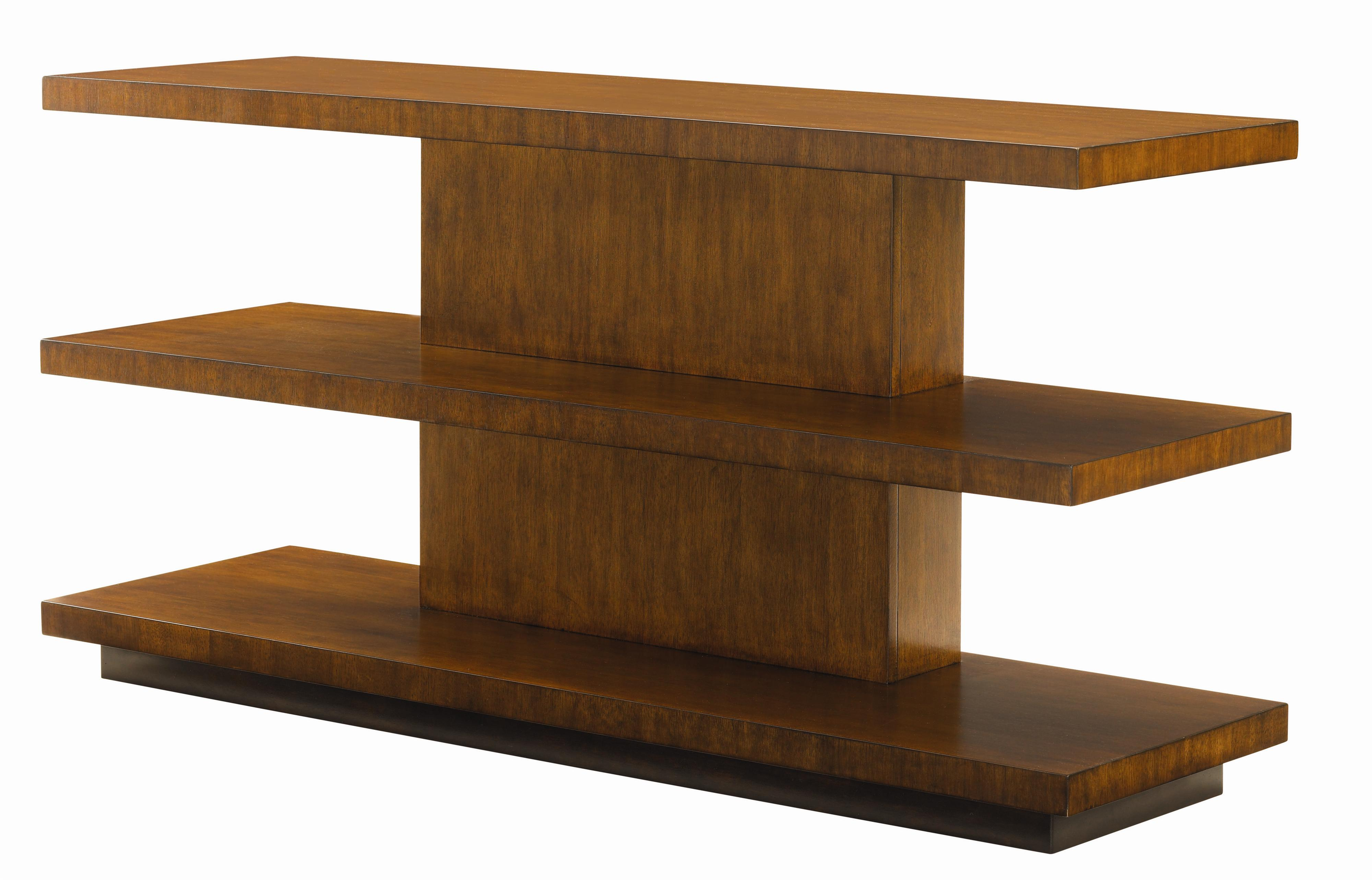 Ocean Club Lagoon Sofa Table by Tommy Bahama Home at Baer's Furniture