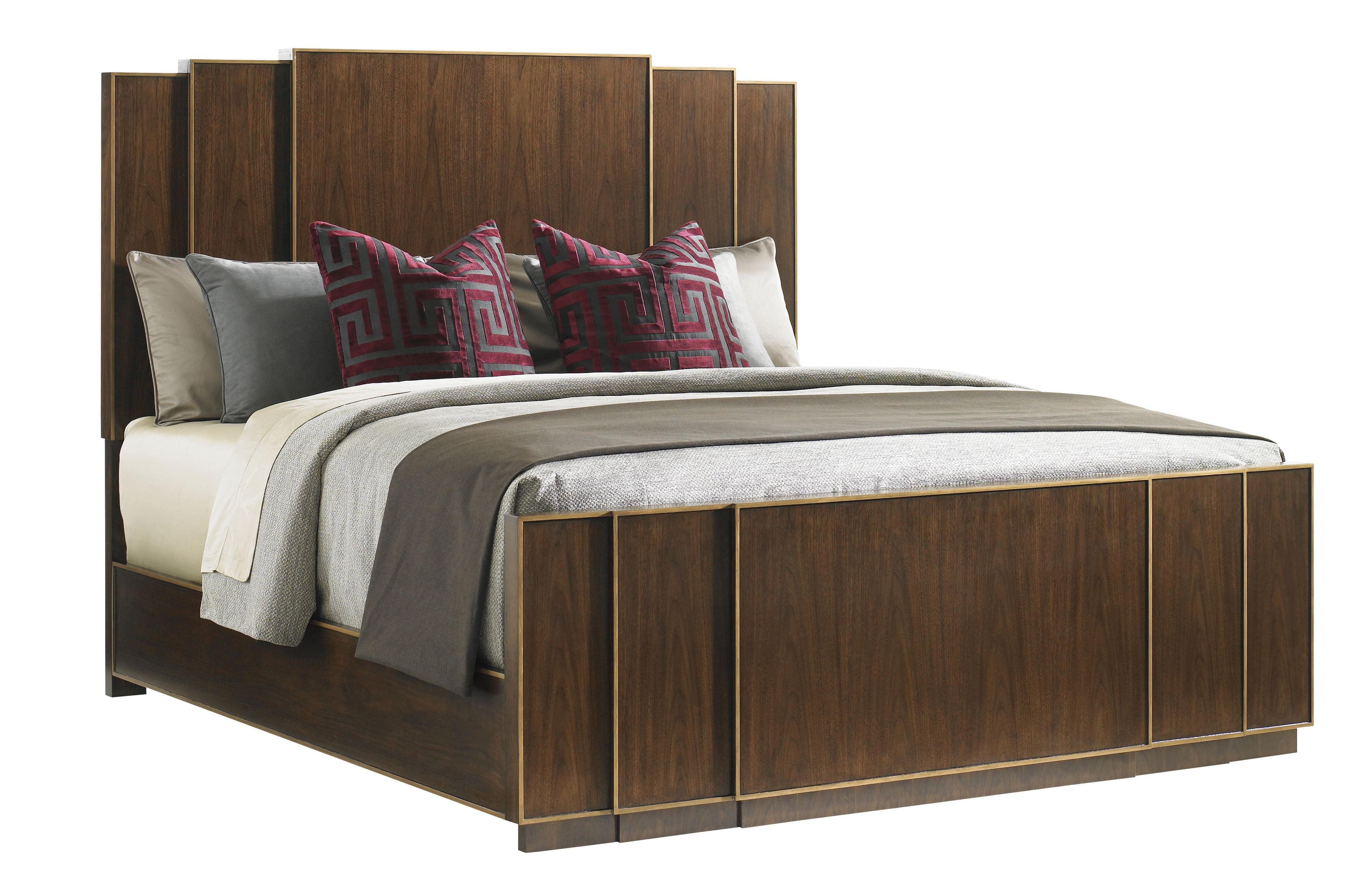 Tower Place Queen Fairmont Panel Bed  by Lexington at Johnny Janosik