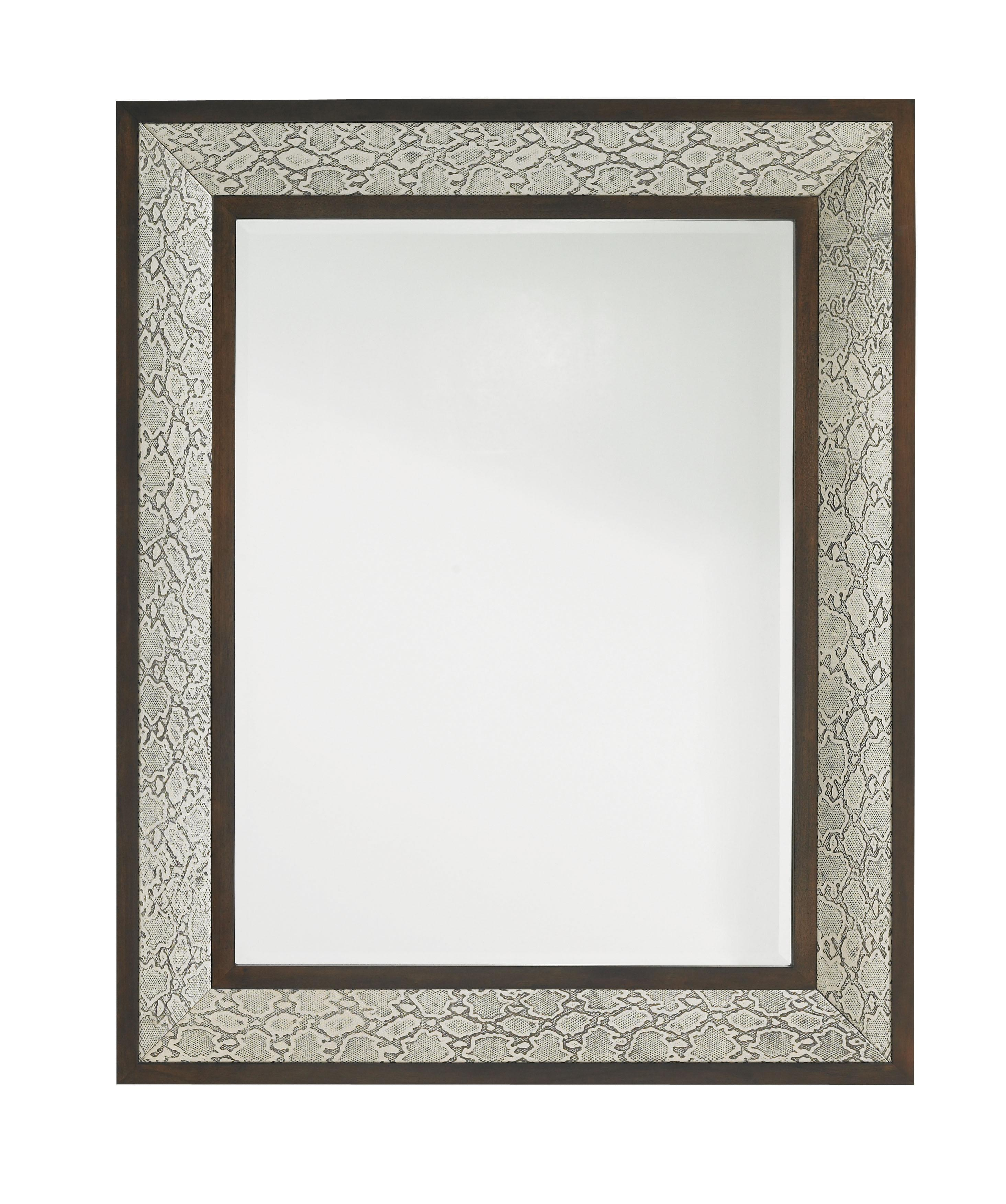 Tower Place Python Mirror by Lexington at Johnny Janosik