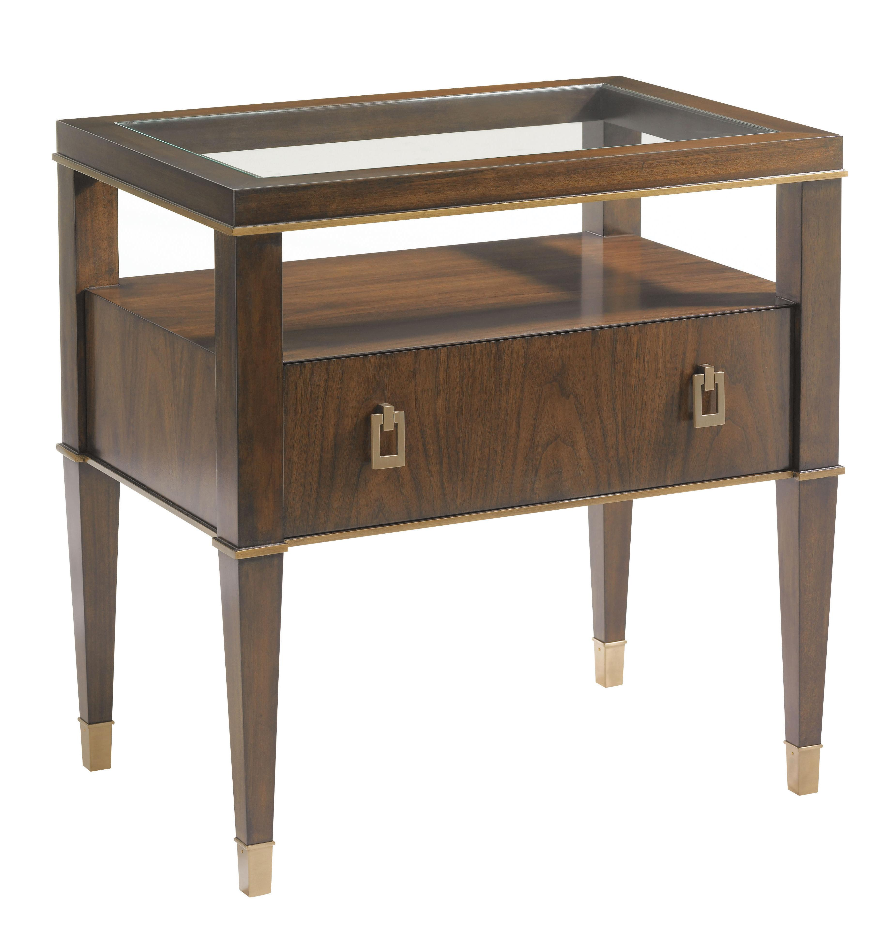 Tower Place Copley Nightstand by Lexington at Baer's Furniture