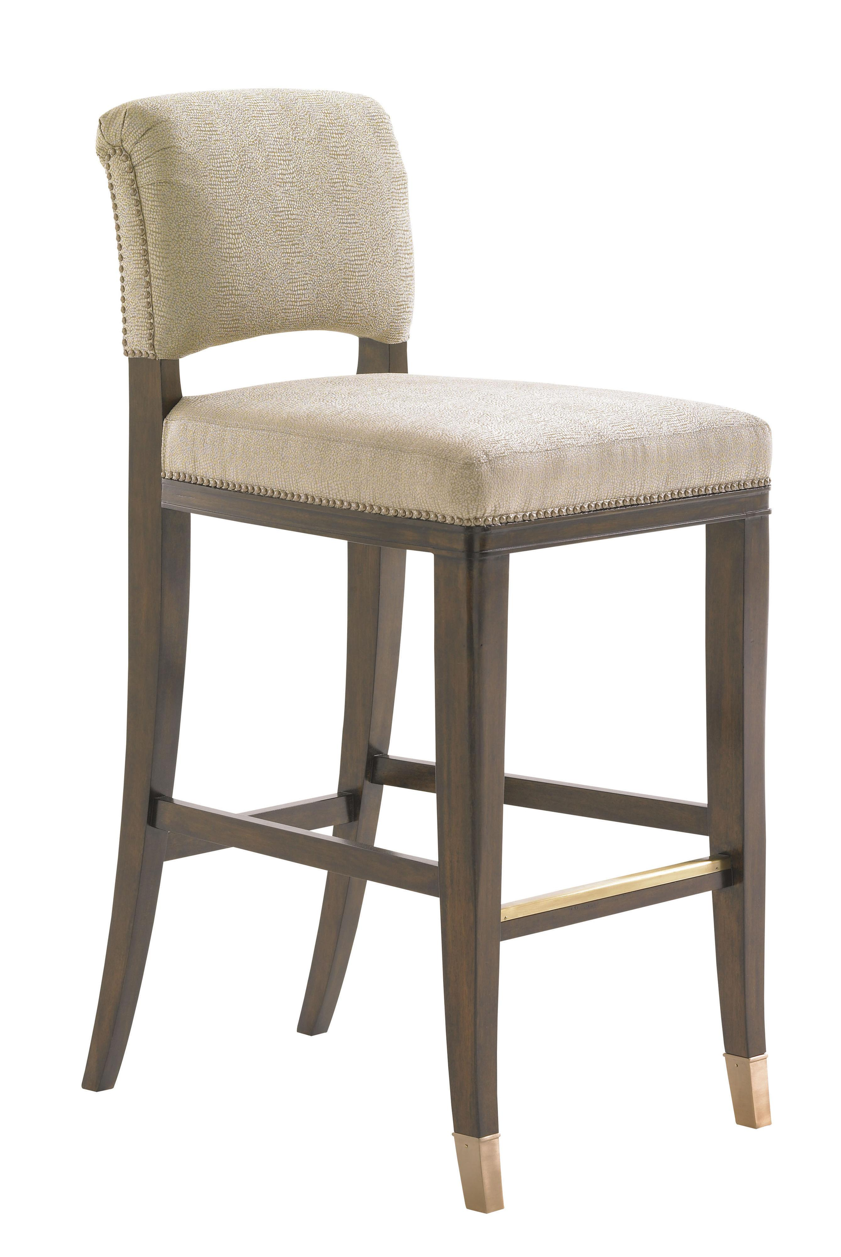 Tower Place LaSalle Quickship Bar Stool by Lexington at Johnny Janosik