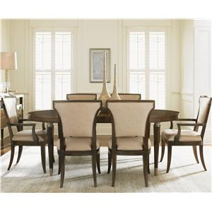 Lexington Tower Place 7 Piece Dining Set with Drake Table