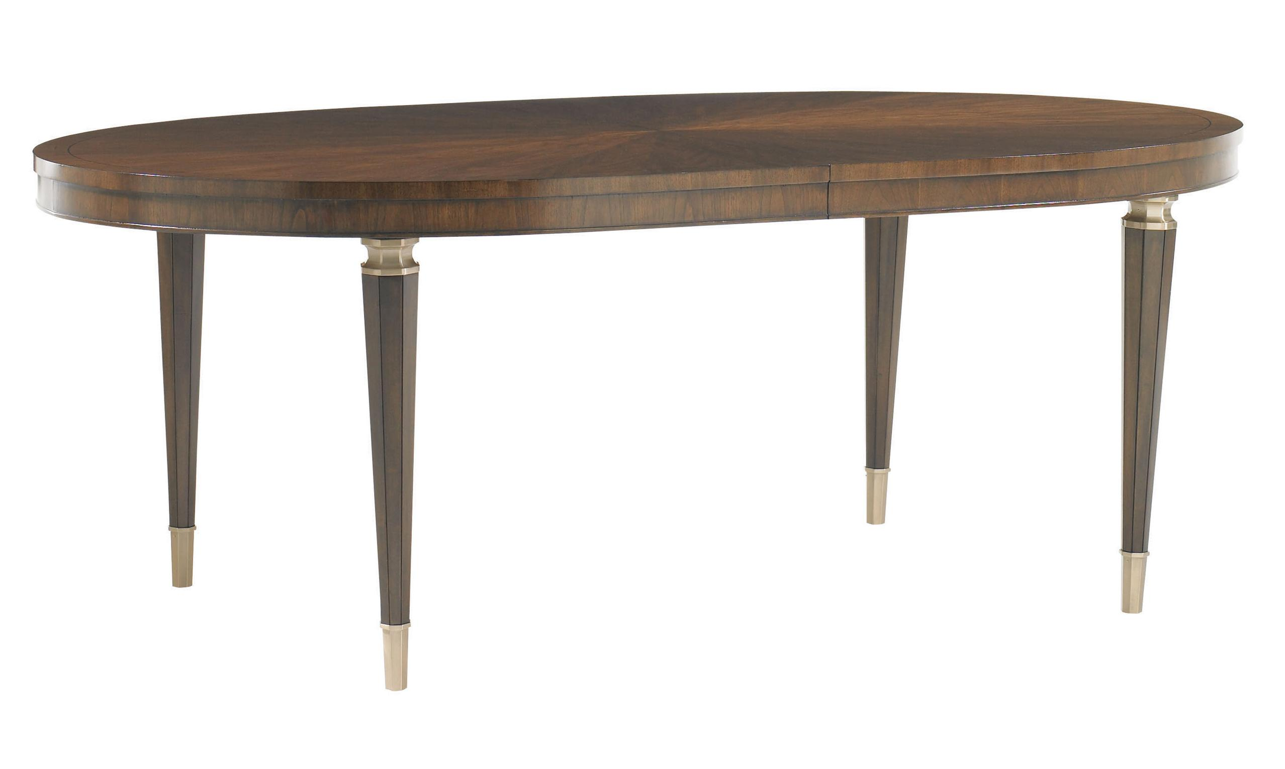 Tower Place Drake Oval Dining Table by Lexington at Johnny Janosik