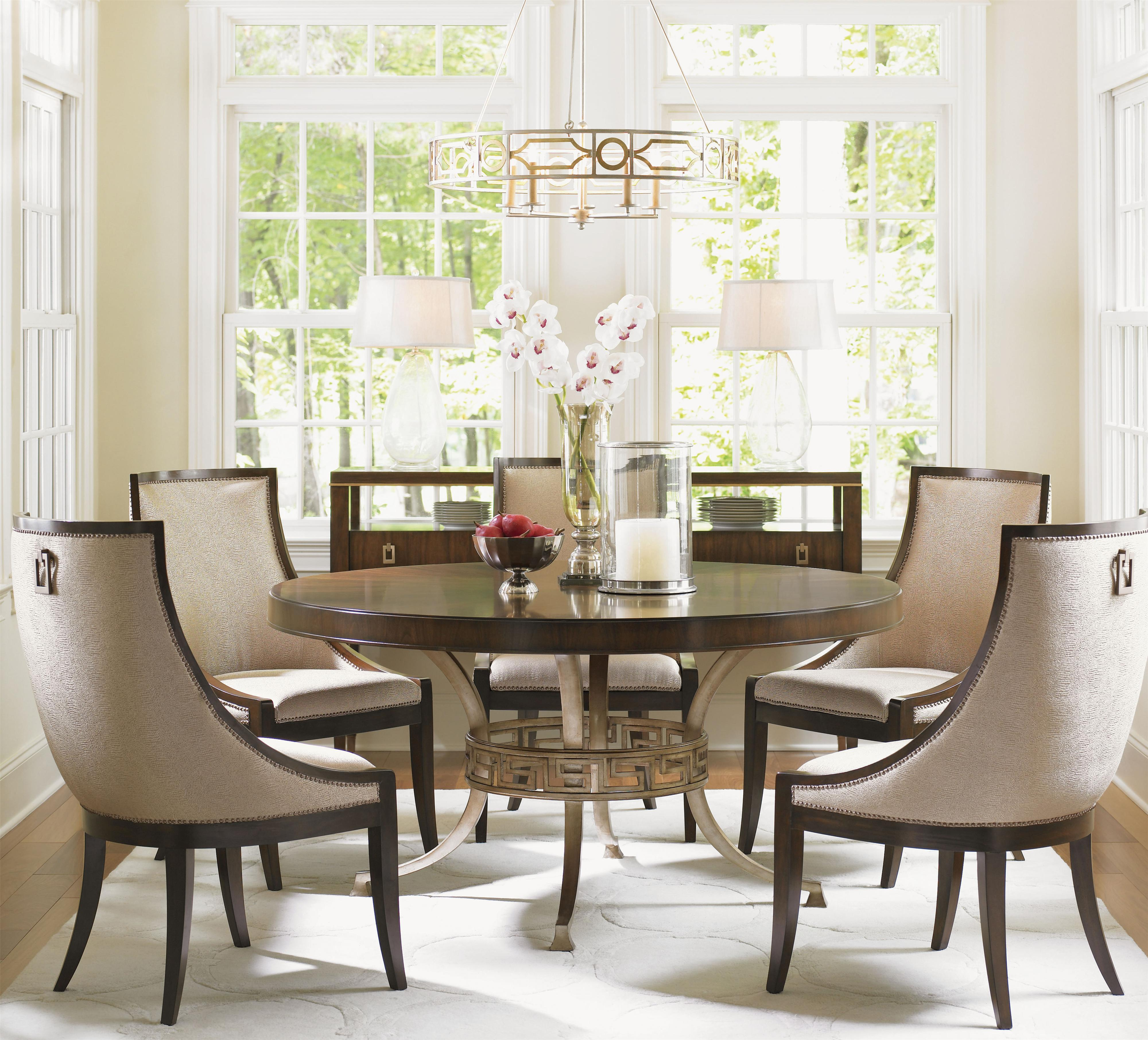 Tower Place 6 Piece Dining Set by Lexington at Baer's Furniture