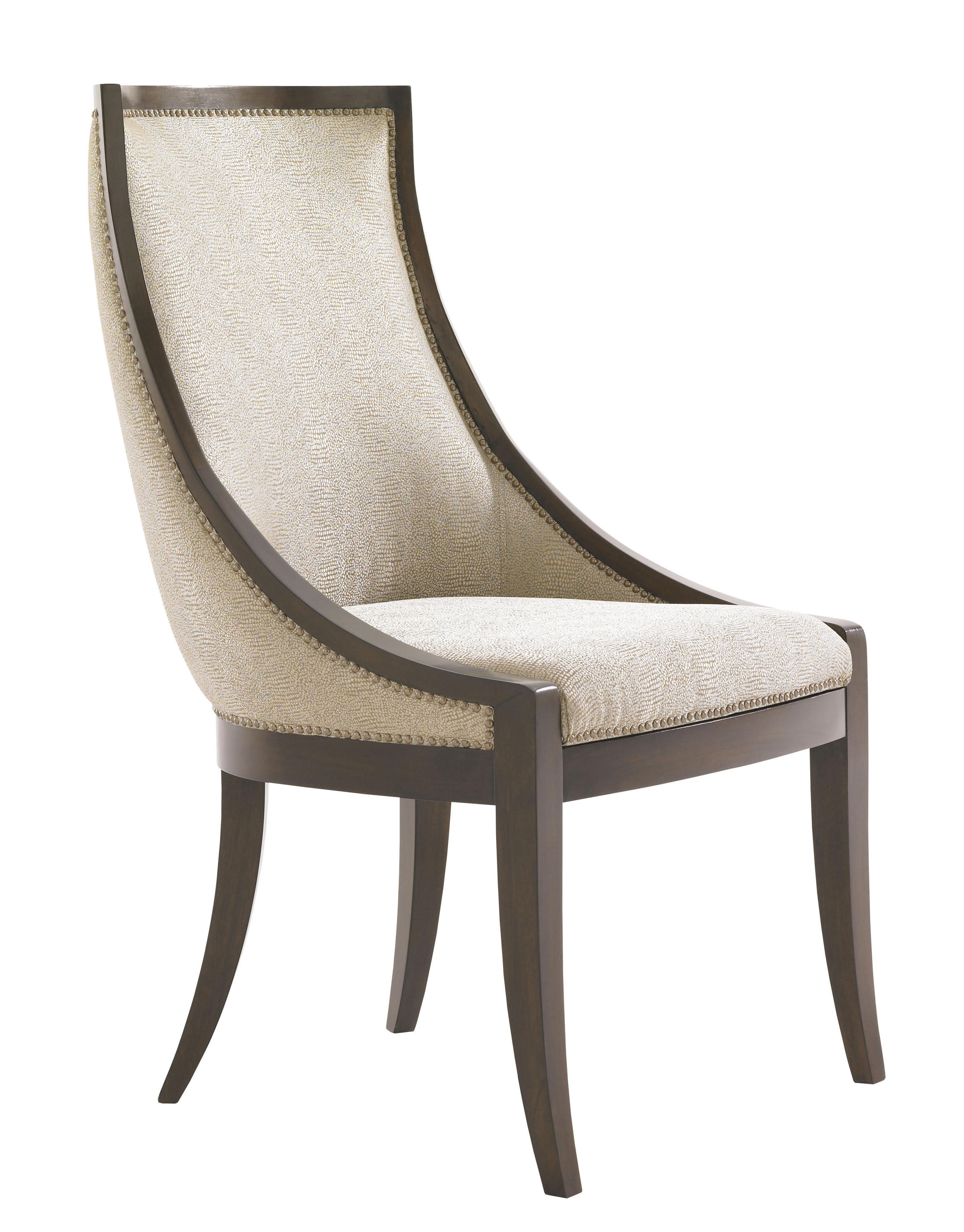 Tower Place Talbot Quickship Host Chair by Lexington at Fisher Home Furnishings
