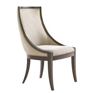 Talbot Quickship Host Chair