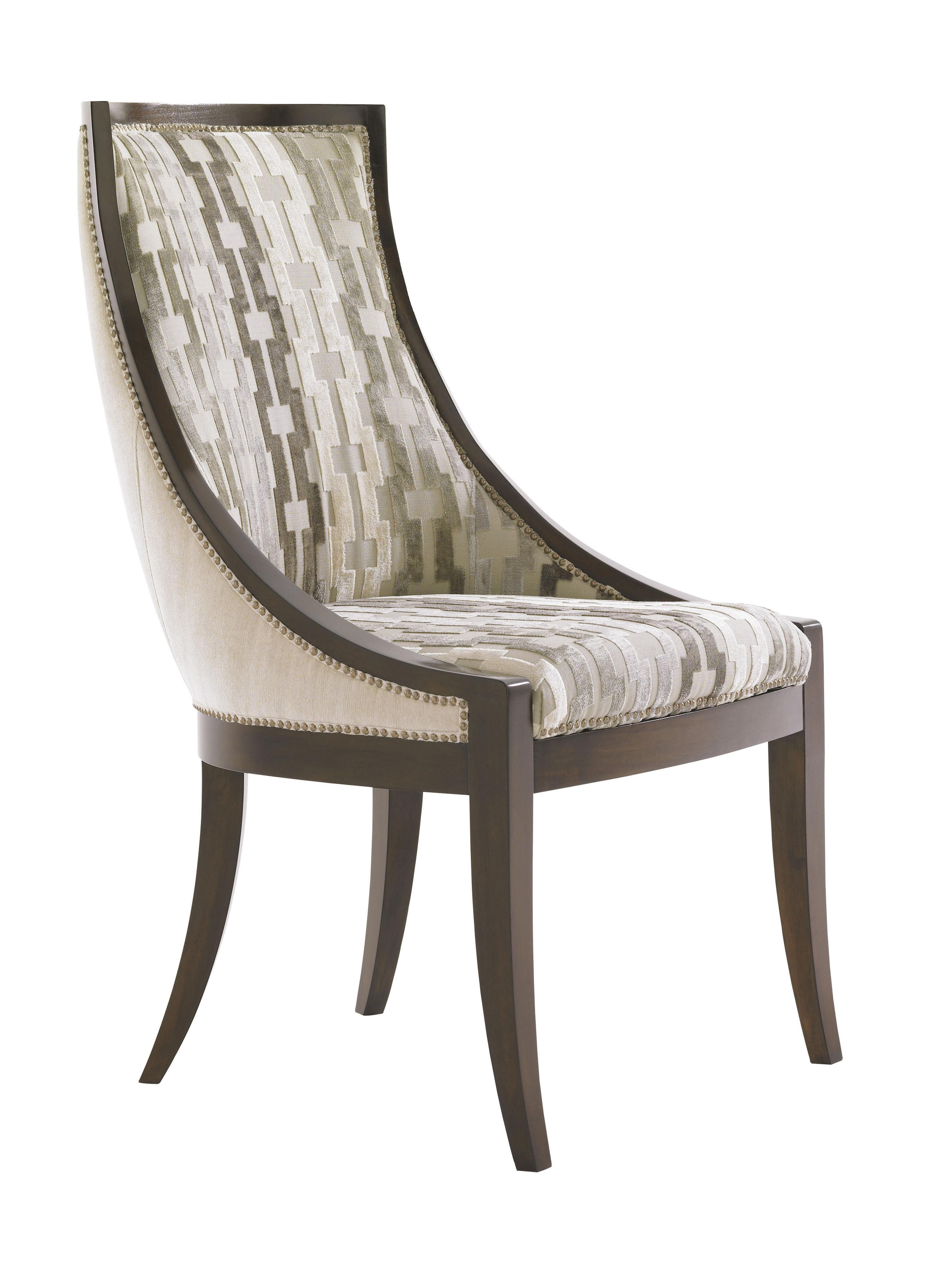 Tower Place Talbot Upholstered Host Chair by Lexington at Baer's Furniture