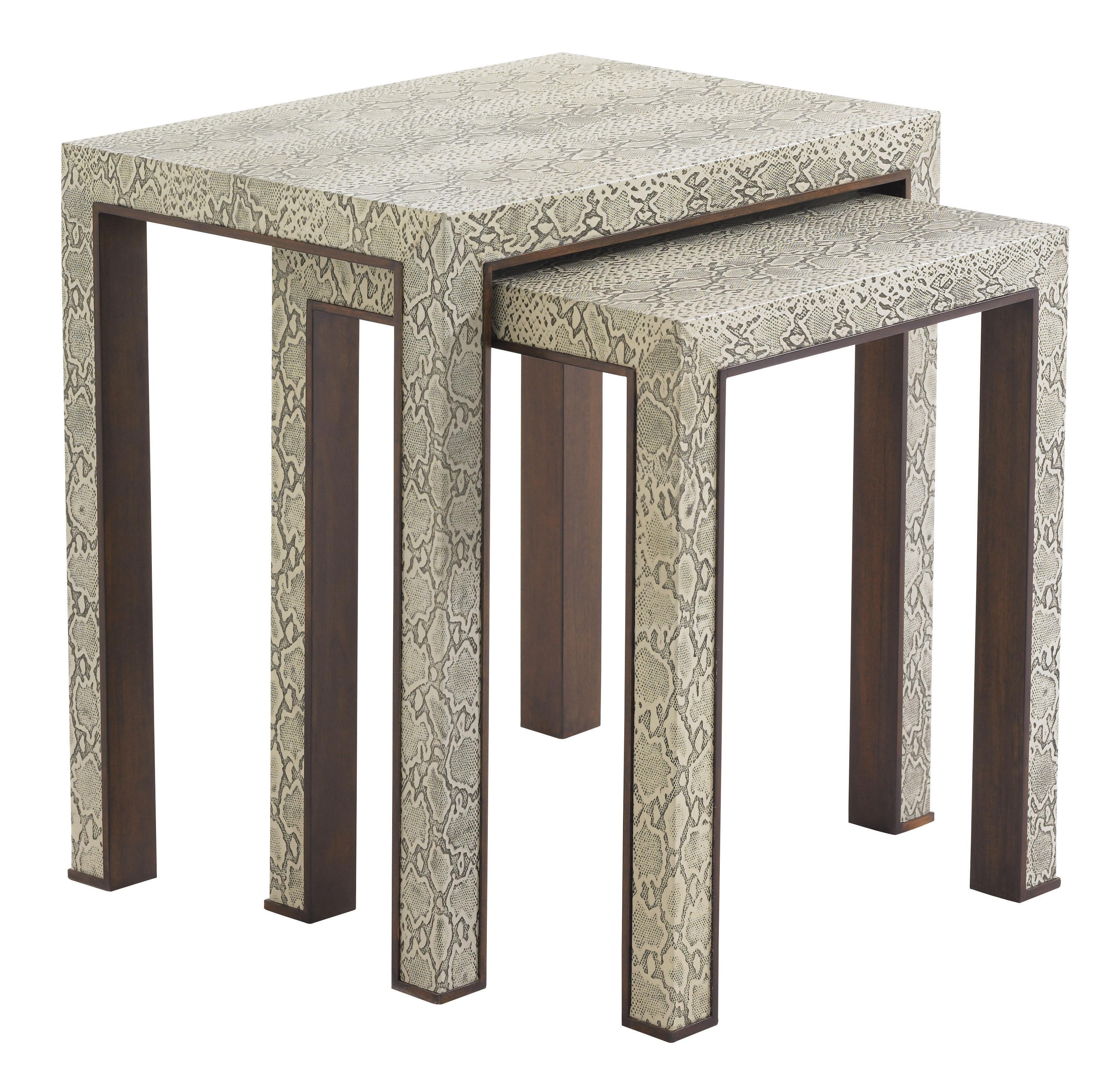 Tower Place Adler Nesting Tables by Lexington at Johnny Janosik