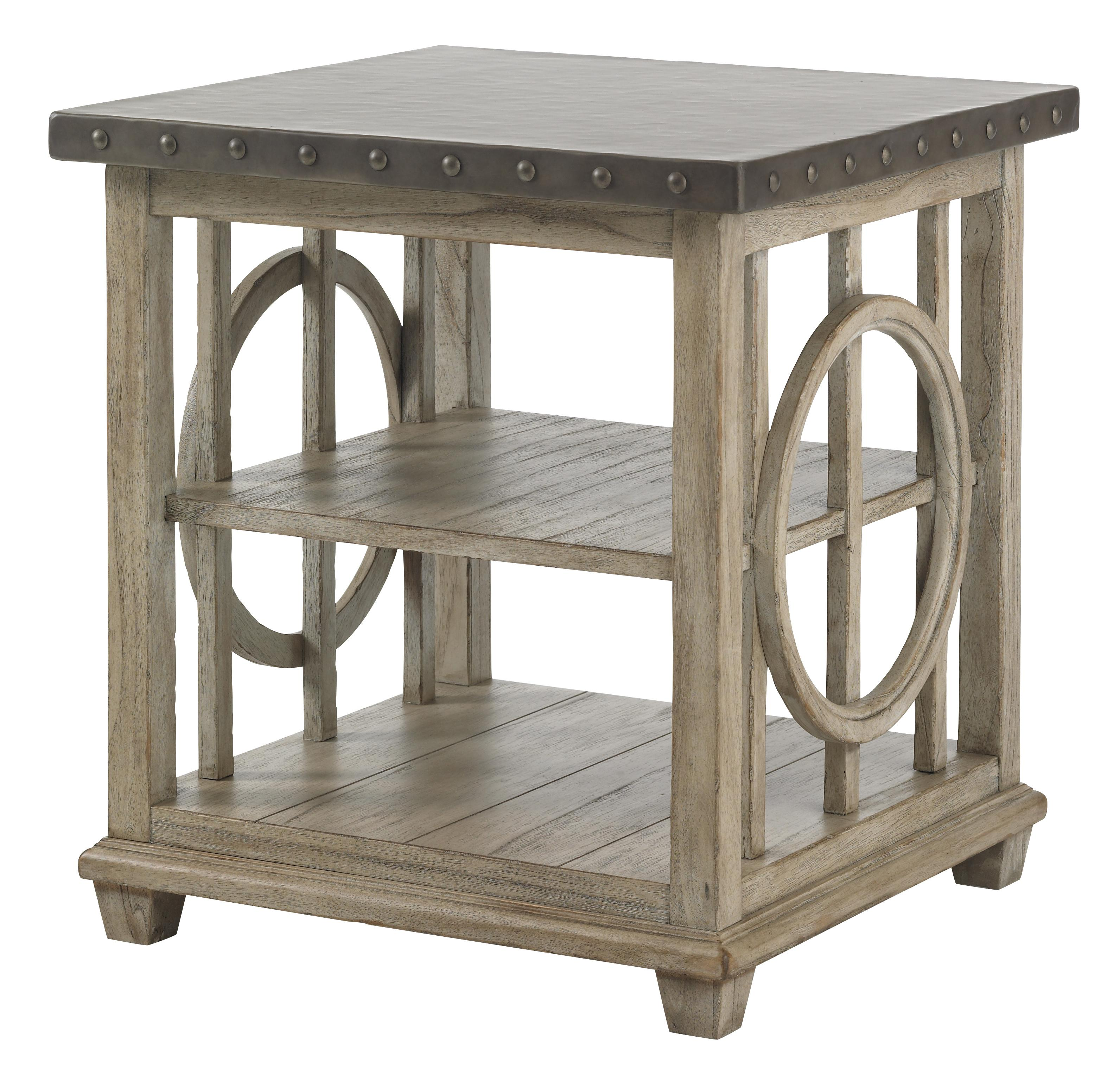 Twilight Bay Wyatt Lamp Table by Lexington at Baer's Furniture