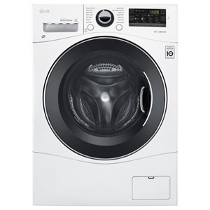 LG Appliances All-In-One Washer and Dryer 2.3 cu.ft. Compact All-In-One Washer/Dryer