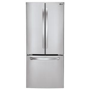 LG Appliances Bottom Freezer Refrigerators 28 Cu.Ft. Large Capacity Refrigerator