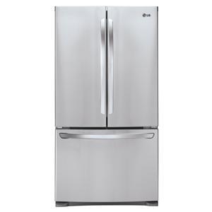 LG Appliances Bottom Freezer Refrigerators 28 Cu.Ft. Ultra-Large Capacity Refrigerator