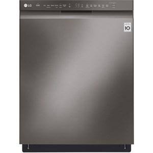 LG Appliances Dishwashers- LG Front Control QuadWash™ Dishwasher