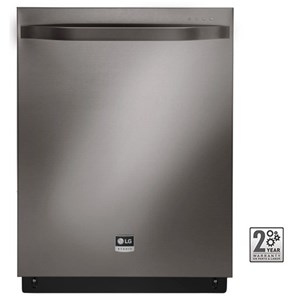 LG Appliances Dishwashers- LG LG Studio - Top Control Dishwasher