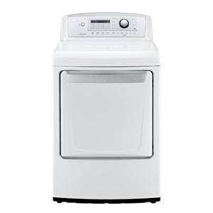 7.3 Cu. Ft. Front-Load Electric Ultra Large High Efficiency Dryer with SmartDiagnosis™ Technology