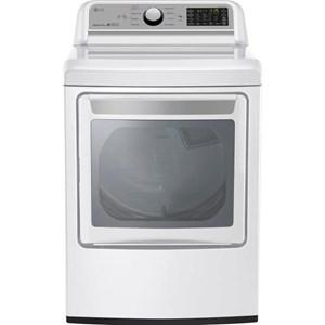 LG Appliances Dryers 7.3 cu. ft. Super Capacity Electric Dryer
