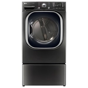 7.4 cu. ft. Ultra Large Capacity TurboSteam™ Electric Dryer