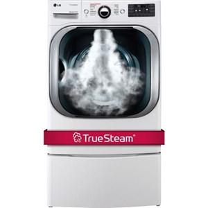 LG Appliances Dryers 9.0 Cu. Ft. Electric Steam™ Dryer