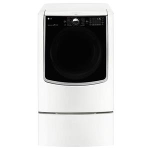 LG Appliances Dryers 9.0 Cu. Ft. Capacity TurboSteam® Electric Dr