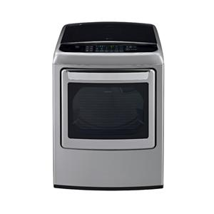 7.3 Cu. Ft. Front-Load Electric Ultra Large High Efficiency SteamDryer™ with LoDecibel™ Quiet Operation
