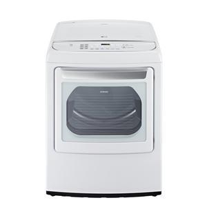 LG Appliances Dryers 7.3 Cu. Ft. Front-Load Electric Dryer