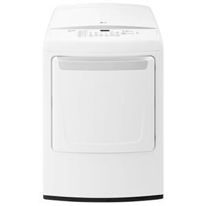 LG Appliances Dryers 7.3 Cu. Ft. Capacity Gas Dryer