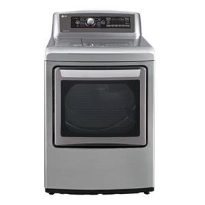 LG Appliances Dryers 7.3 Cu. Ft. Capacity Gas Steam Dryer