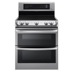 LG Appliances Electric Ranges 7.3 Cu. Ft. Electric Double Oven Range