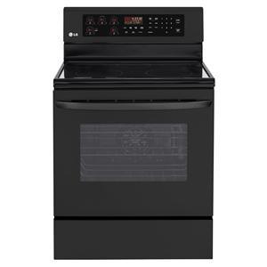"LG Appliances Electric Ranges 30"" Freestanding Electric Range"