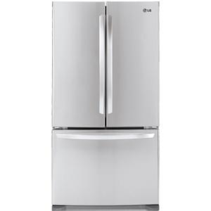 ENERGY STAR® 20.7 Cu. Ft. Counter-Depth French Door Refrigerator with Ice Maker