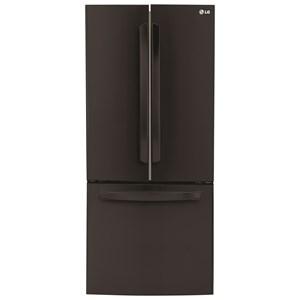 21.8 Cu. Ft. 3-Door French Door Refrigerator