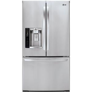LG Appliances French Door Refrigerators 28 Cu. Ft. French Door Refrigerator