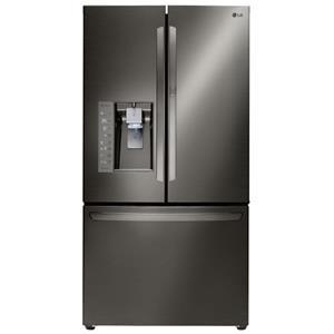LG Appliances French Door Refrigerators 30 Cu. Ft. 3 Door French Door Fridge