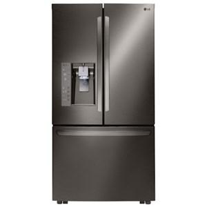 LG Appliances French Door Refrigerators 32 cu.ft. 3-Door French Door Refrigerator