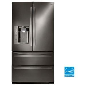 LG Appliances French Door Refrigerators 27 cu. ft. 4 Door French Door Refrigerat